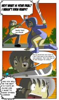 Angelica and the samurai school page 18 by DiscoSaeba