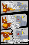 Ace Doesn't Like Bugs #2: An Unpleasant Surprise by Angiebutt