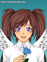 angel version anime by snowlight12