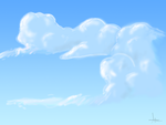 free use cloud background by SaSu-DaRkNeSs-WiThIn
