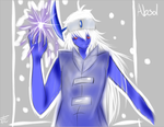 Human Absol 5-3-14 by XxEAltairRoxsAxX