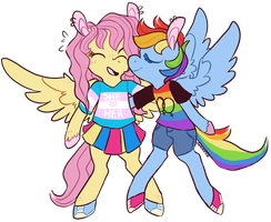 On their way to pride by Comickit