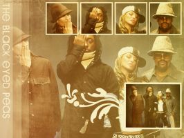 Black Eyed Peas Wallpaper by daniel-w
