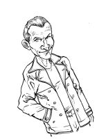 The 9th Doctor by Gazbot