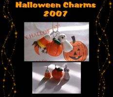 Halloween Charms 2007 by summermagic