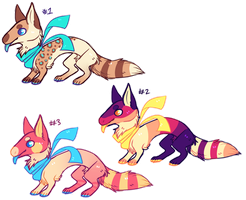 Flizzard adopts (1 LEFT) by Ponacho