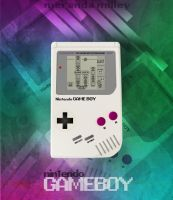 Gameboy AD, Ver. 2 by MDollDesigns