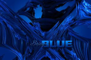 Being Blue Introduction by fission1
