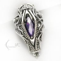 MINNARTIRX Silver and Zirconia by LUNARIEEN