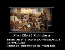 Mass Effect 3 Multiplayer by CCI545