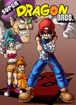 Dragon Bros Z - couverture by TroyBlove