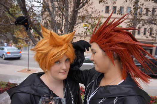 Axel you're not listening by FantasyCosplayPro