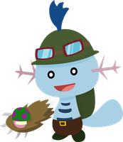 Teemo The Wooper by Karoi5