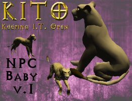 KITO - Baby NPC v1 Download by Some-Art