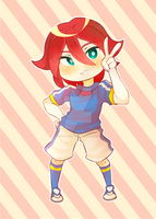 Meteor Boy by Cakes-and-Carpets