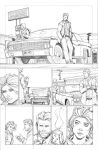 Slash and Burn preview page -3- by Max-Dunbar