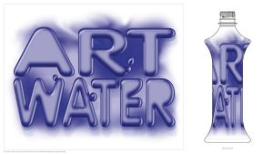 ART WATER equal to WATER ART by Kitsch1984