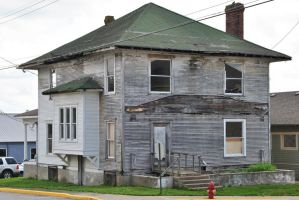 old house stock by KEArnold