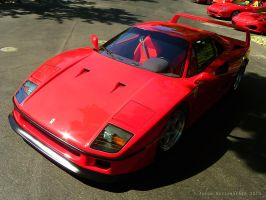 F40 II by wbmj-photo