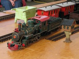Bachmann Chattanooga 12 by TaionaFan369