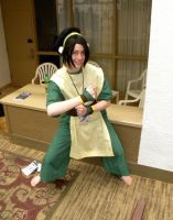 AD 2010 - Toph Bei Fong by The-Emerald-Otter