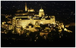 Budapest Castle 1 by ruindur