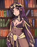 Tharja - Hex You by CannotBeUnseen