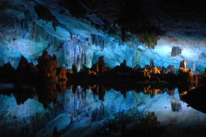 Blue Cave by Caranth