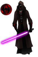 Darth Revan by AlienCostume
