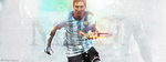 Leo blue messi by HAROOOD