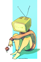 TV Girl by Ondinel