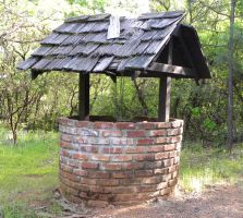 Stock: Brick Well by Stock-By-Crystal