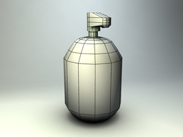 001 Soap Dispenser 2014 by Tealabells
