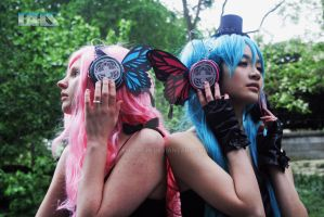 Magent Vocaloids 1 by knight28