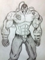BANE-Bigger, Badder, Better and Meaner by jay911sf