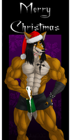 2012 Christmas- Creep by Ashy666
