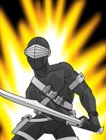 snake-eyes by AlanSchell