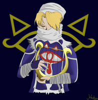Mysterious Sheik by Keshyx