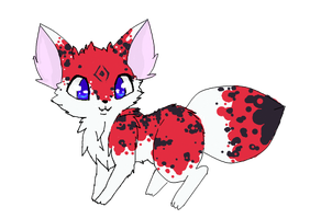 inumi Adopt :close: by kittenAX