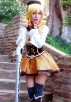 Mami Tomoe by Honoka