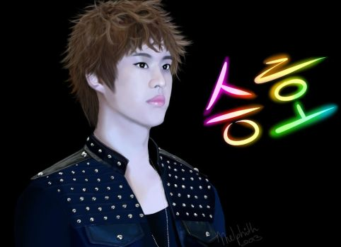 Yang Seungho by melphith
