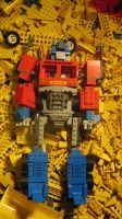 Lego Optimus Prime by Calumba