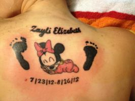 Tribute To My Granddaughter by mcnasty6971