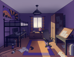 Ravi's Room by Rubilight