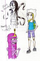Adventure time by Anett98