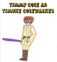 Clever Wars - Timmy Cole as TImuke Colewalker by Magic-Kristina-KW