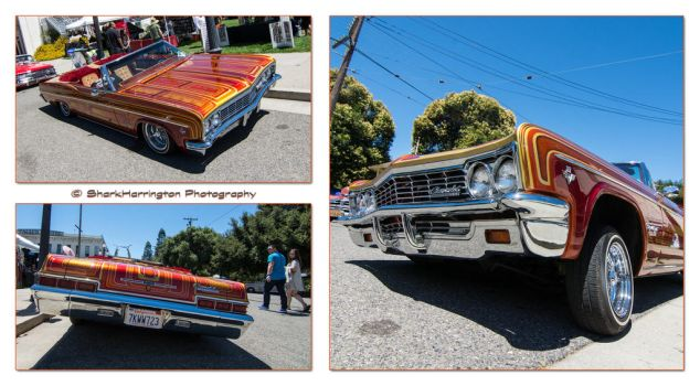 Super Sport Triptych by SharkHarrington