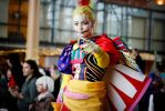 Kefka Palazzo (Cefca) by SilentCosplay