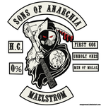 Sons of Anarchia by Empyronaut