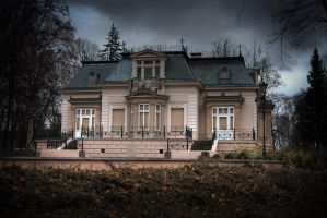 Haunted House by PanSraka